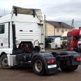 Седельный тягач Man TGX 18.400 4X2 BLS. Год выпуска 2010