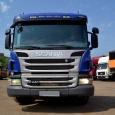 Седельный тягач Scania P440. Год выпуска 2015.