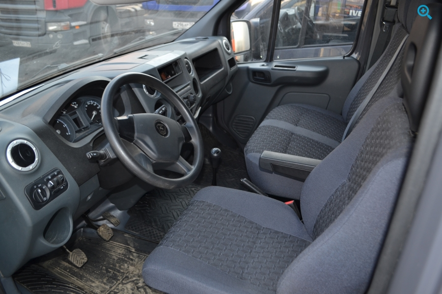 Грузовик фургон (Изотермический) Газель Next 2014 года выпуска