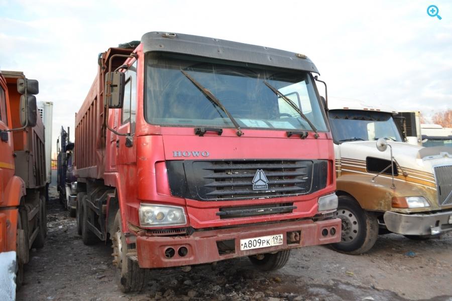 Купить грузовик HOWO SINOTRUK (№4)
