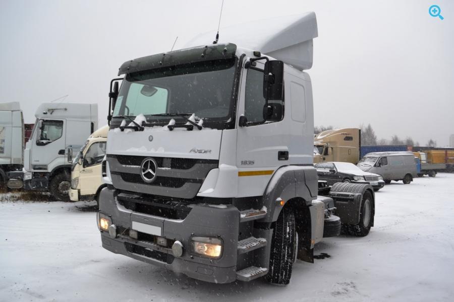 Купить тягач Mercedes Axor 1835LS Год выпуска - 2011