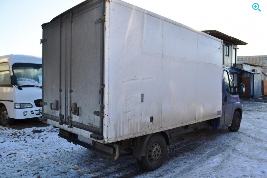 Грузовой фургон-рефрижератор  PEUGEOT BOXER.  Год выпуска 2011.