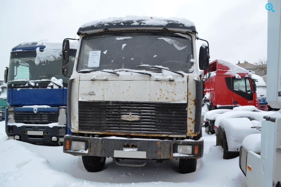 Седельный тягач МАЗ 5432A3-3222, 2009г.в.