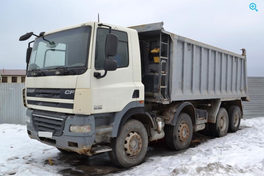 Купить грузовик DAF FAD CF85