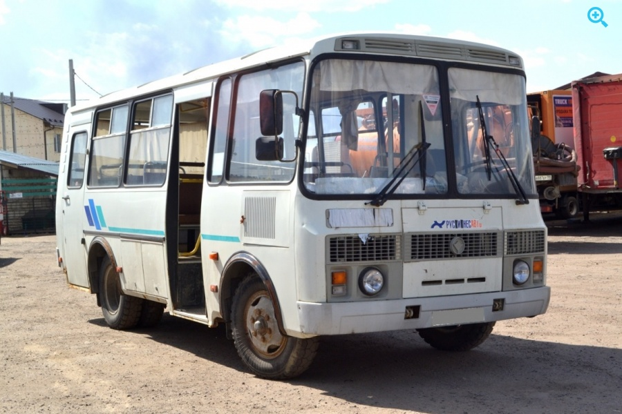 Автобус Паз 32053. Год выпуска - 2013