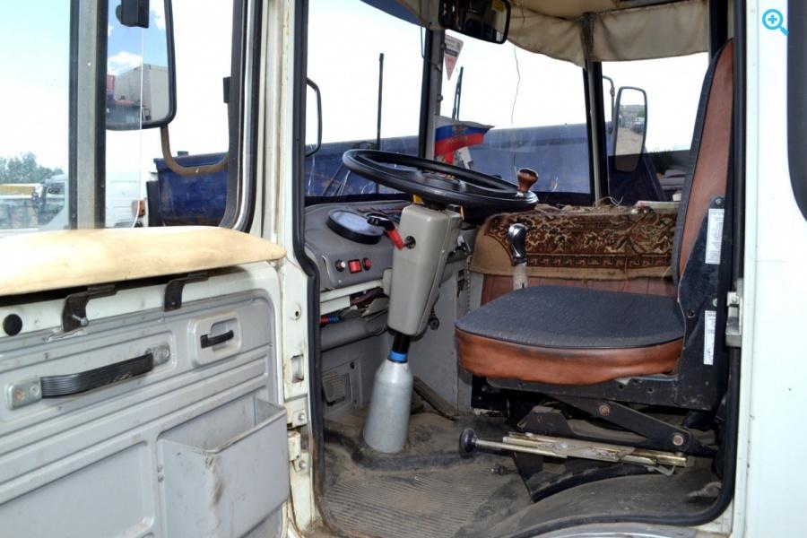 Автобус Паз 32053. Год выпуска - 2013.