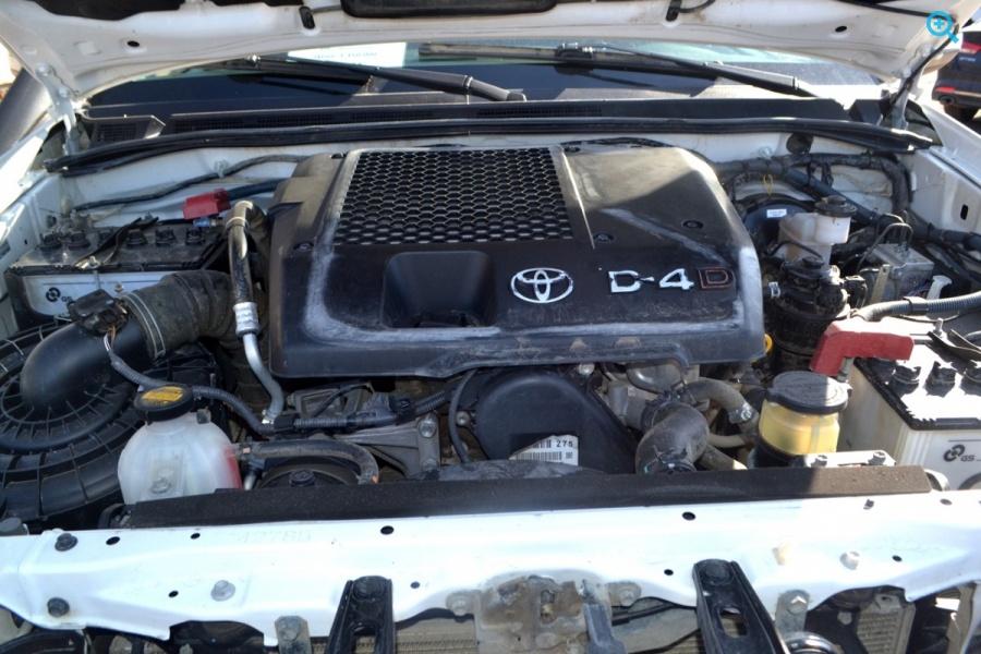 Пикап Toyota HILUX VII Рестайлинг