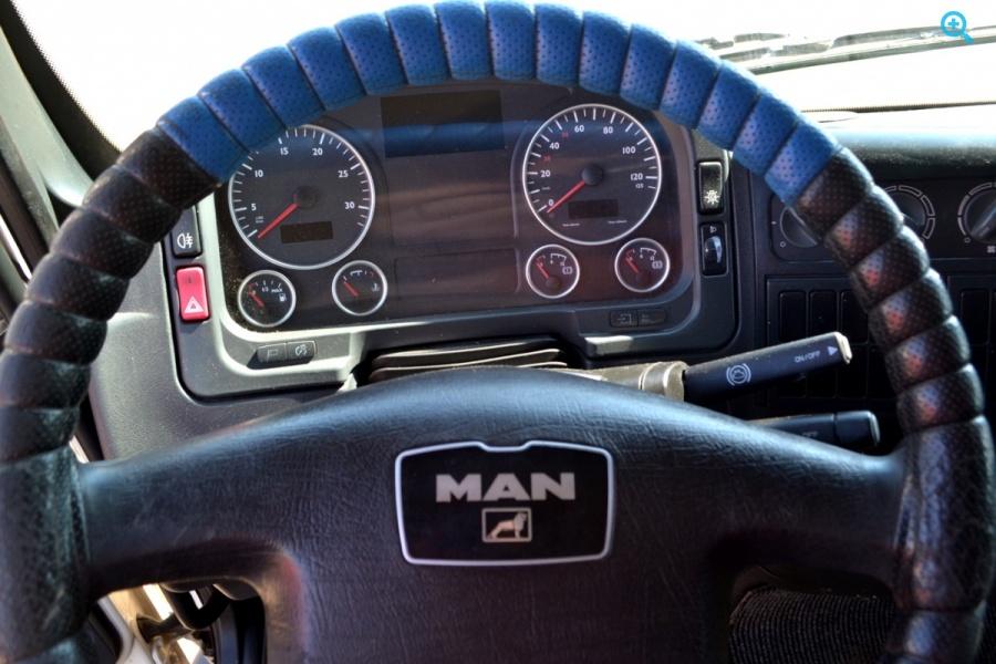 Грузовой фургон MAN TGL 8.180 4X2 BB