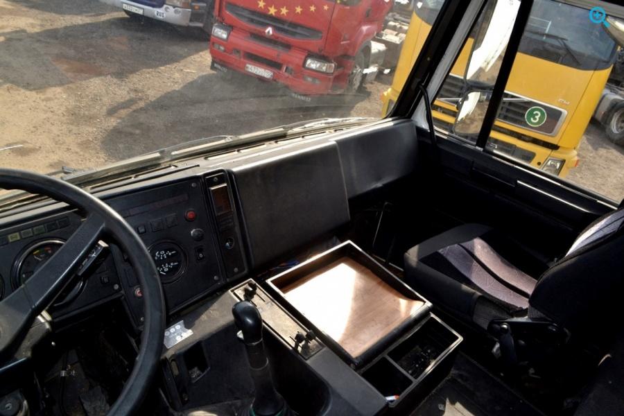 Грузовой фургон МАЗ 57431.