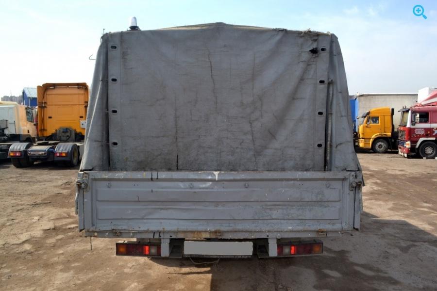Грузовик бортовой тентованный ГАЗ 3302