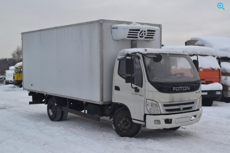 Грузовой фургон Foton Ollin 1069