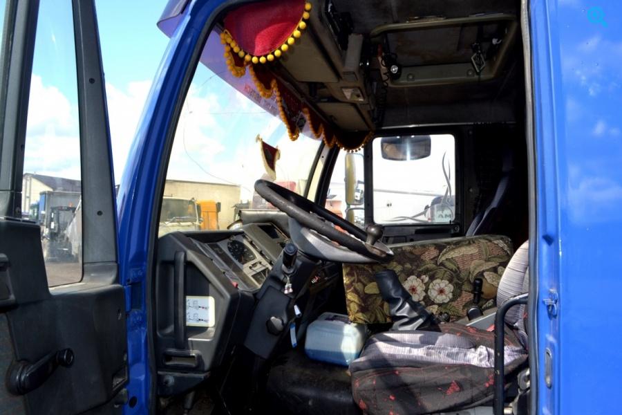 Грузовик бортовой тентованный Man 8.224 L2000