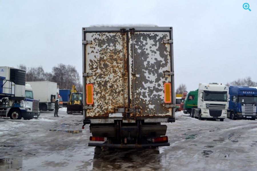 Продаётся изотермический фургон VOLVO-FL6184