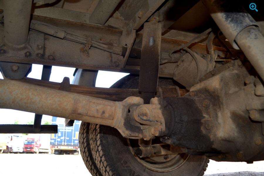 Грузовик бортовой  тентованный Маз 4371P2-332. Год выпуска 2013