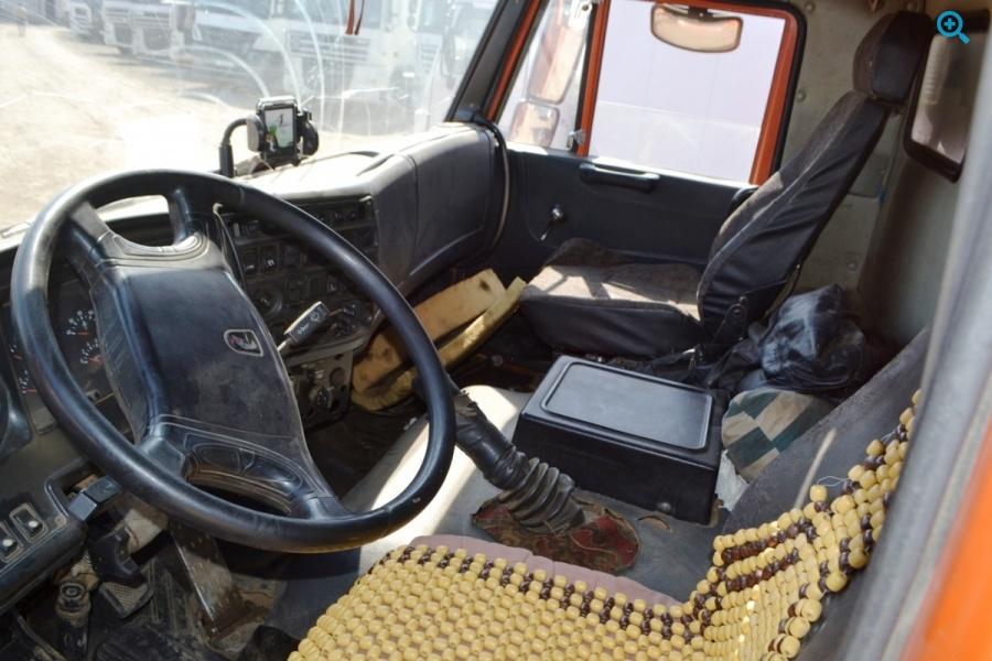 Изотермический фургон Газ 3310 Валдай