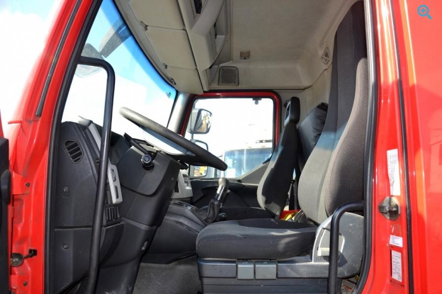 Грузовой фургон MAN TGL 7.150. Год выпуска 2005.