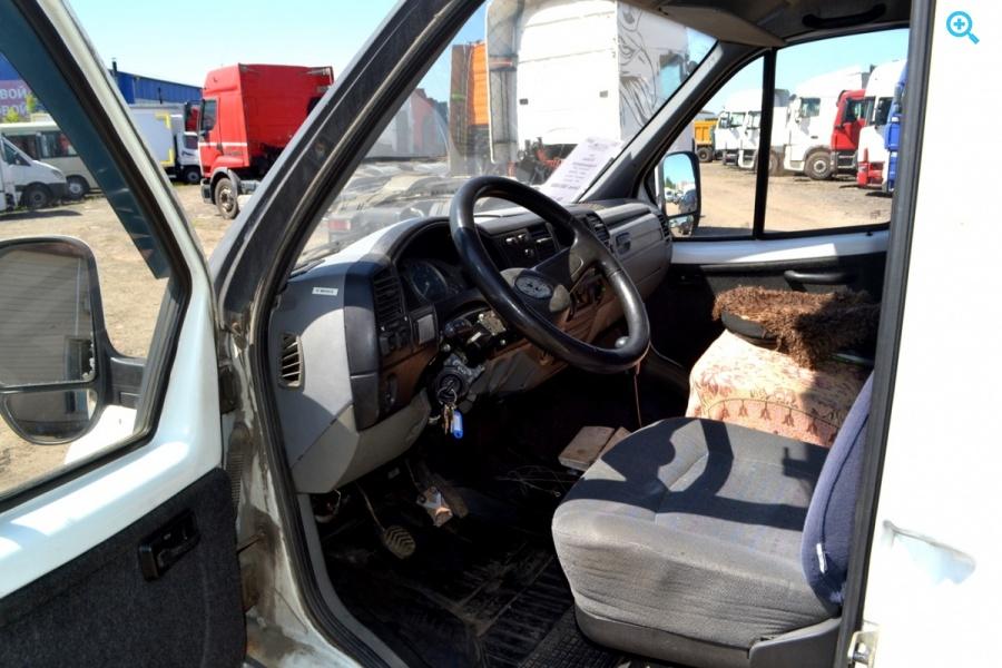 Автофургон рефрижератор  на базе ГАЗ 3302. 2008 года выпуска.