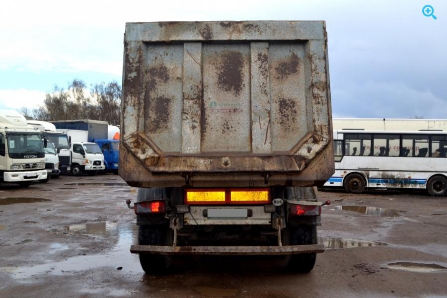 Самосвальный полуприцеп Grunwald 9539-0000010-60.