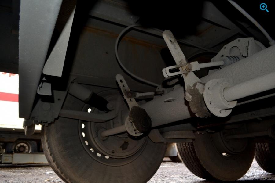 Полуприцеп бортовой-тентованый П- образная ШТОРА SCHMITZ CARGOBYLL SPR 24/L-13/62 E