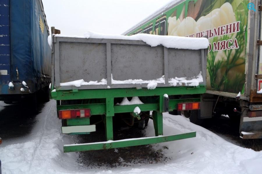 Полуприцеп бортовой МАЗ 938662-025