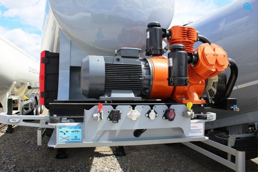 Компрессор трех поршневой Bekomsan Esinti 72 с электродвигателем