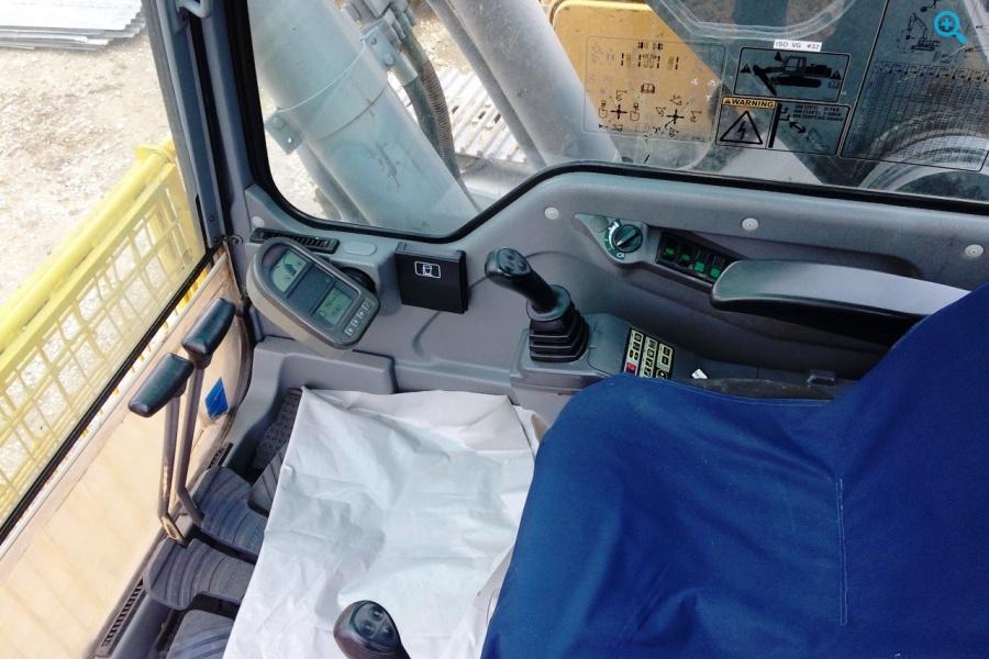 Экскаватор гусеничный Volvo EC 360 BLC. Год выпуска 2007.
