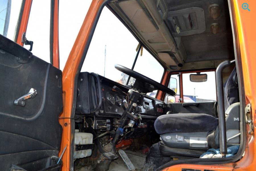 Автобетоносмеситель 69361N с на шасси КАМАЗ 53229R.