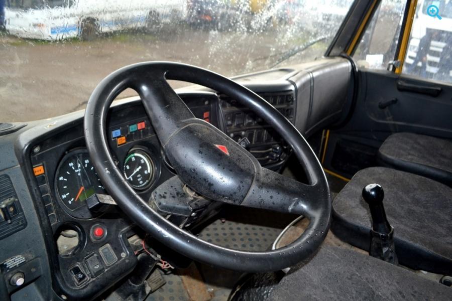 Грузовик Камаз 4308 с Краном манипулятором. Год выпуска 2007.