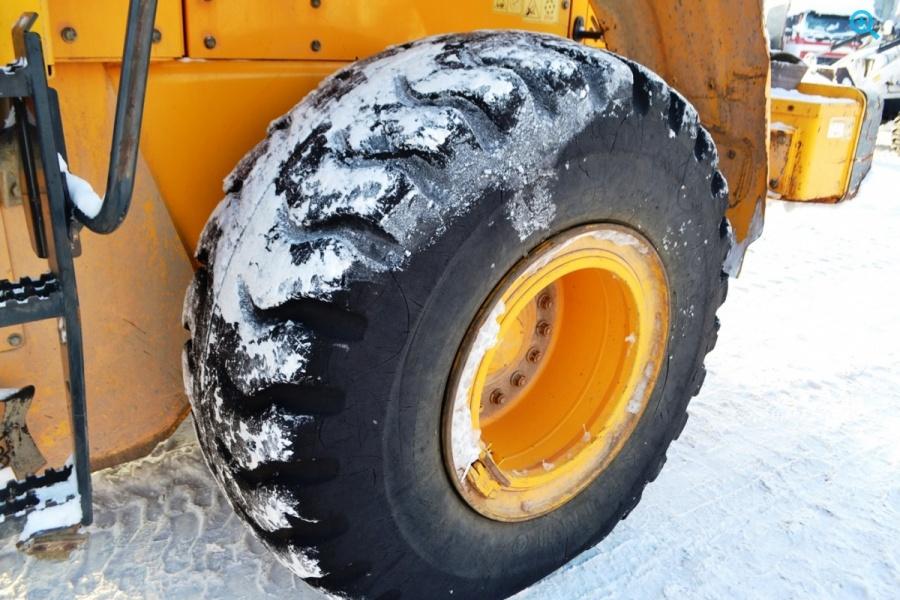 Фронтальный погрузчик HYUNDAI HL 760-7A колесный. Год выпуска 2012.