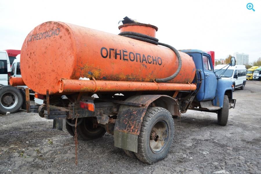 ГАЗ 5312БКР бензовоз. Год выпуска - 1988г.