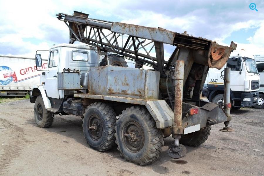Машина буровая МРК-750А4 на базе ЗИЛ-433452 Год выпуска 2005.