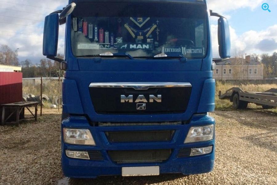 Седельный тягач Man TGS 19.440 4х2 BLS . Год выпуска 2012.