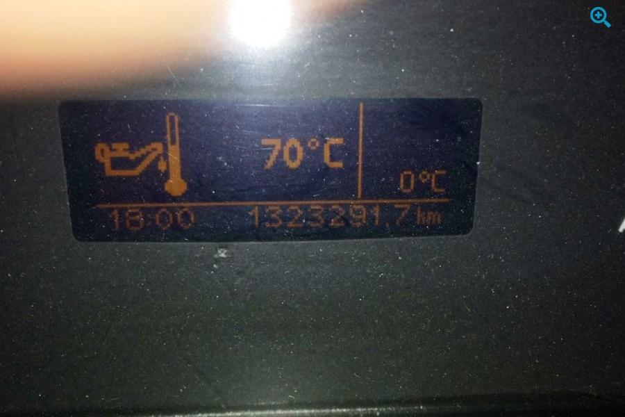 Седельный тягач  Volvo FM. 4х2. Год выпуска 2007.