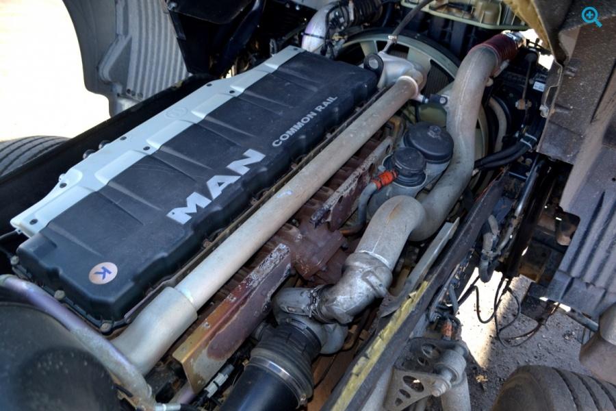 Седельный тягач Man TGS 19.400 4x2 BLS-WW.