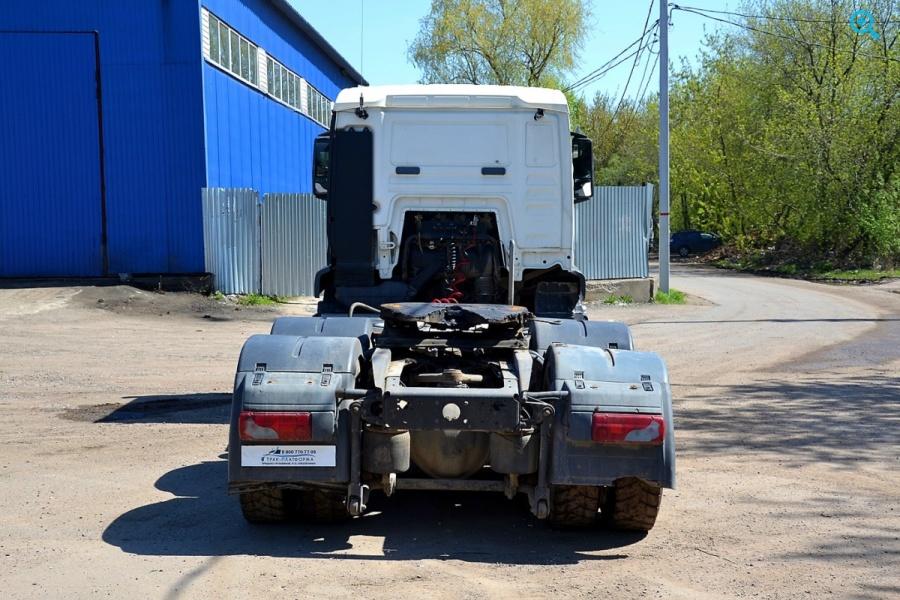 Седельный тягач Volvo VNL