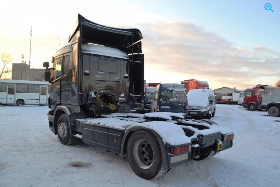 Седельный тягач Scania G380 LA. Год выпуска 2011.