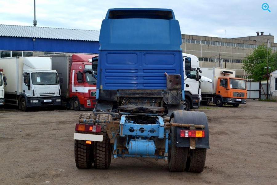 Седельный тягач MAN 19.403 FLS. Год выпуска 1996.