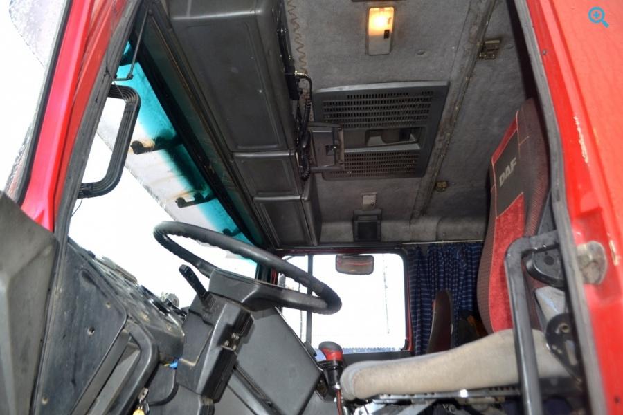 Седельный тягач SCANIA R144. Год выпуска 1998.