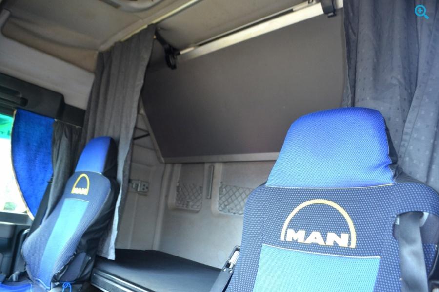 Грузовой тягач седельный МАЗ 5440А9
