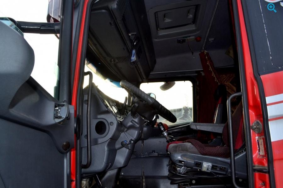 Седельный тягач Scania R144LA. Год выпуска 1998.