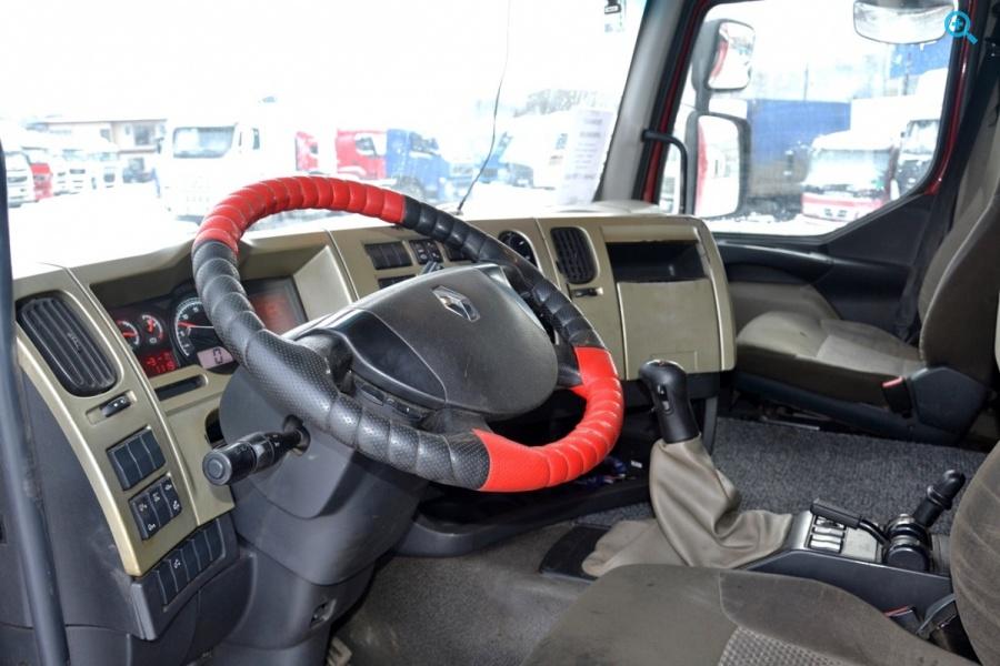 Седельный тягач МАЗ 5432
