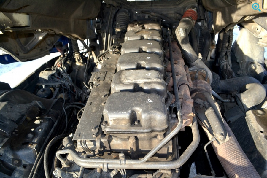 Седельный тягач Scania R124 LA4X2LA 420
