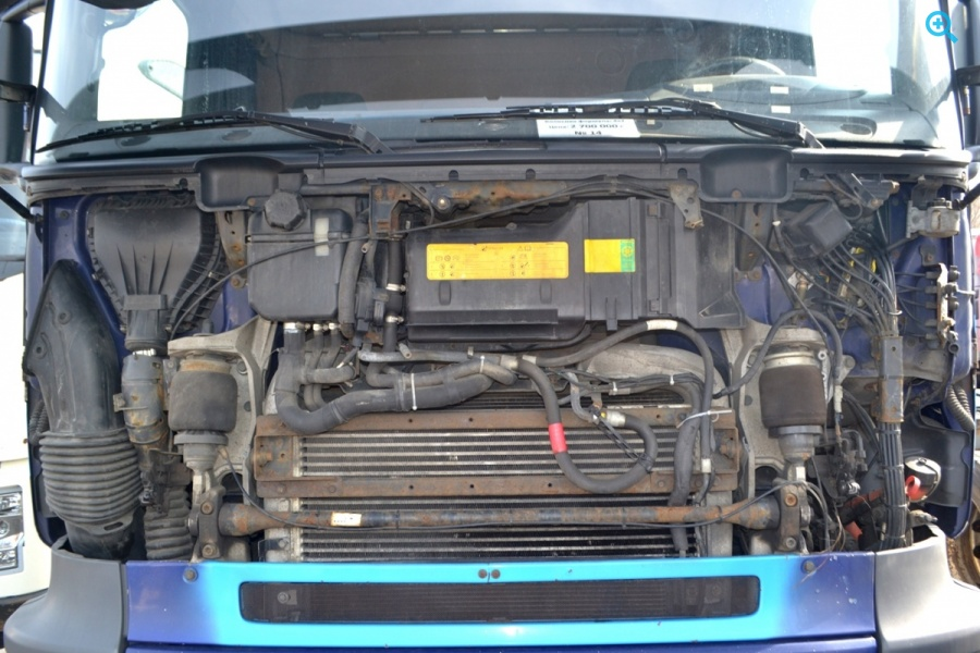 Седельный тягач Scania G380 LA4X2HNA.