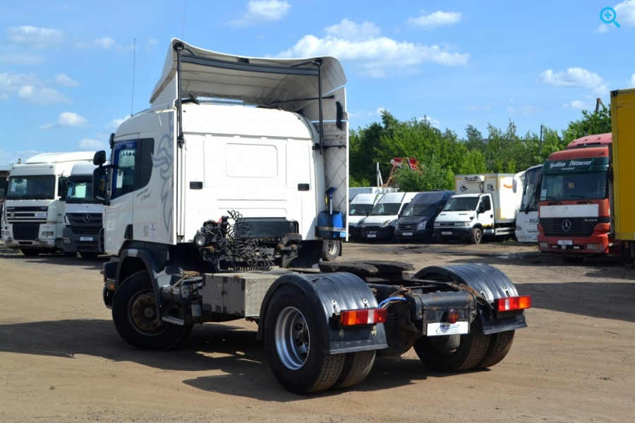 Седельный тягач International 9200i Год выпуска 2008.