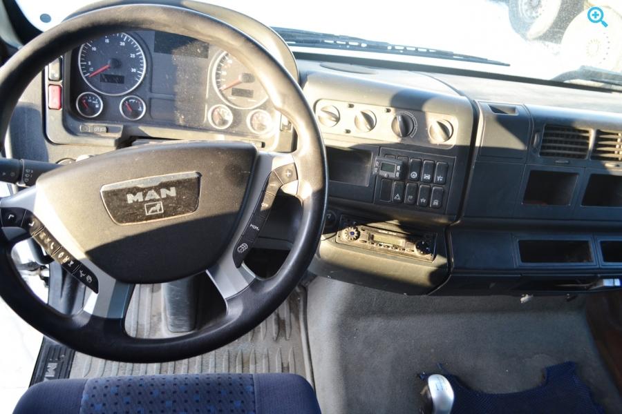 Седельный тягач MAN TGA 18.480 4X2 BLS Год выпуска 2008.