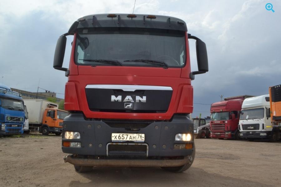 Седельный тягач Man TGS 33.480 6x4 BBS-WW.