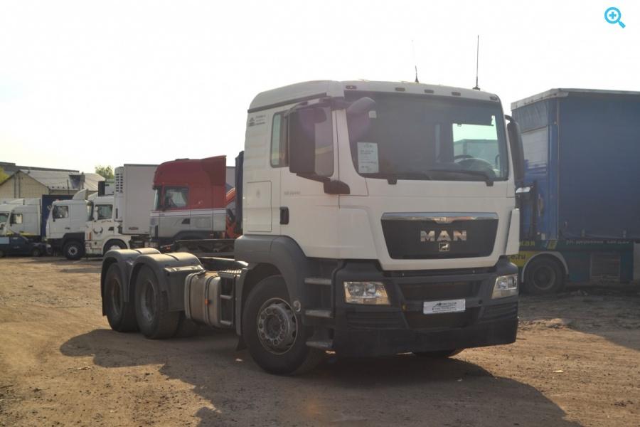 Грузовой тягач седельный МАЗ 543293-020