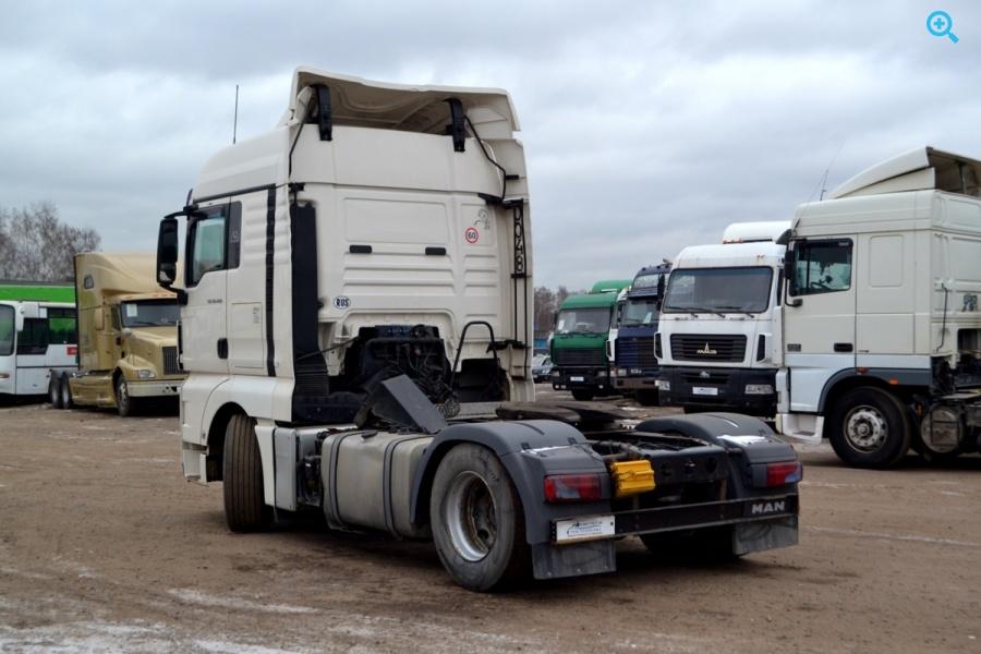 Седельный тягач Man TGX 18.400 4X2 BLS