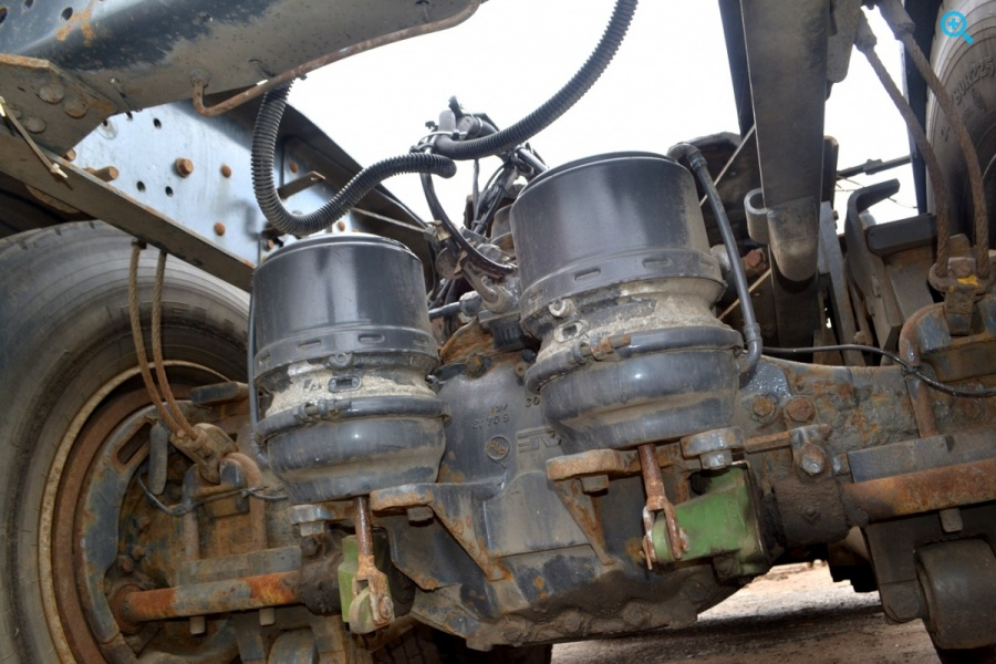 Седельный тягач DAF FTТ CF 85.460 Год выпуска 2013