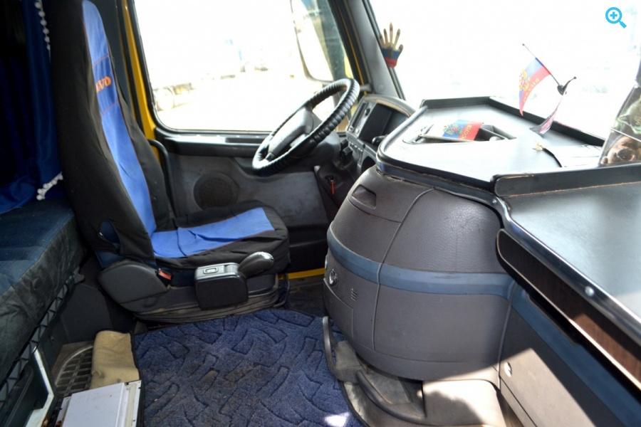 Седельный тягач Volvo FH 13.400. Год выпуска 2012.
